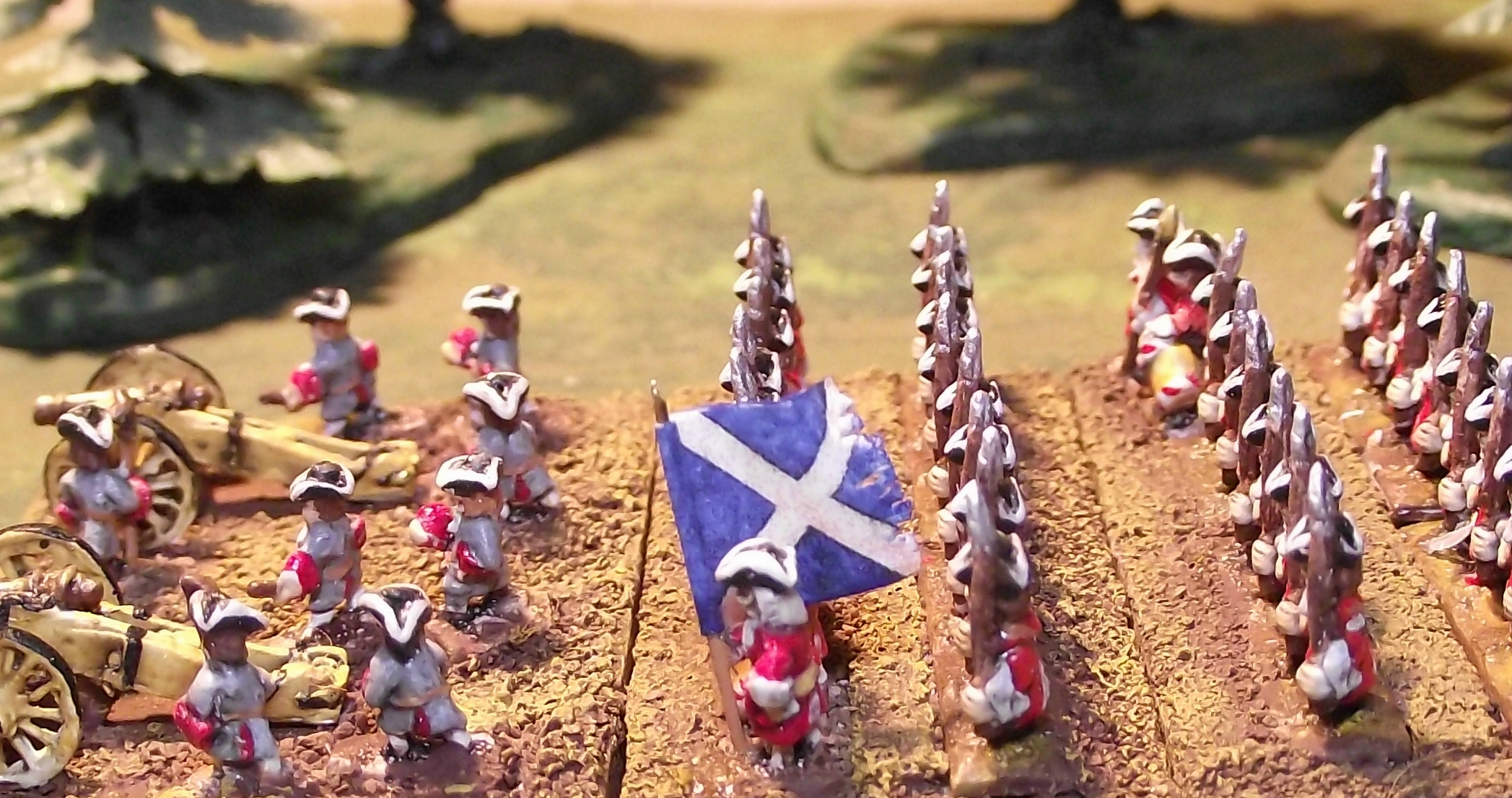 6mm WSS Scots and Artillery | NCC1717