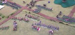 The Confederate cavalry wins the melee, but the situation still looks untenable so the Confederates concede the field.