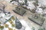 Soviet tanks.