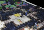 The Space Marines take significant losses before reaching the objective area.