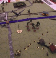 Operation Hannibal, 15mm Axis and Allies