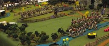 Bladensburg 1814, All the Kings Men 54mm