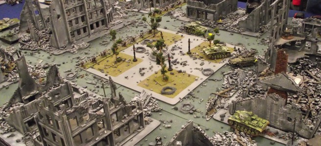 Stalingrad 28mm Rapid Fire