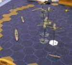 Aerodrome WWII attack on Italian fleet
